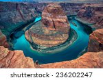 Horseshoe Bend  Sunset In The...