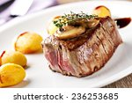 Fillet Of Beef With Mushroom...