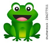 illustration of a cute smiling...   Shutterstock .eps vector #236277511