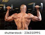 Strong Back And Shoulders On A...