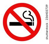 No Smoking Sign. Smoking...