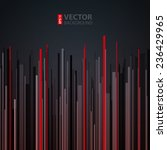 abstract vertical infographics... | Shutterstock .eps vector #236429965