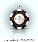 casino background vintage style ... | Shutterstock .eps vector #236435557