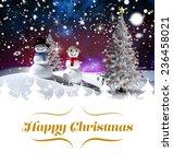 border against christmas tree... | Shutterstock . vector #236458021