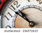 clock face | Shutterstock . vector #236572615