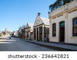 sovereign hill  australia  ... | Shutterstock . vector #236642821