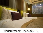 Stock photo hotel room interior 236658217
