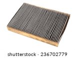old and dirty car filter   air... | Shutterstock . vector #236702779
