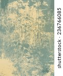 old grunge texture | Shutterstock . vector #236766085