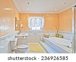 bathroom in a country style... | Shutterstock . vector #236926585