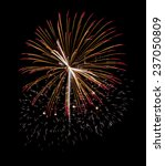 fireworks | Shutterstock . vector #237050809
