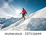 ski jump | Shutterstock . vector #237116644