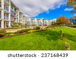 apartment buildings in... | Shutterstock . vector #237168439