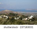 sceneric view from zia  kos ... | Shutterstock . vector #237183031