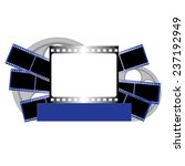film frame | Shutterstock .eps vector #237192949