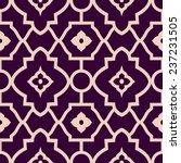 vector simple pattern. light... | Shutterstock .eps vector #237231505