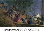 fifteen fugitive slaves... | Shutterstock . vector #237232111