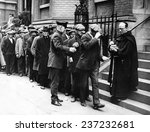 Breadline For The Needy...