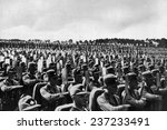 nazi germany  german labor... | Shutterstock . vector #237233491