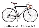 Vintage Bike Black Bicycle...