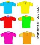 tshirt | Shutterstock .eps vector #2374227