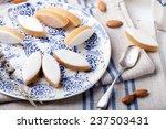 calissons d'aix en provence on...   Shutterstock . vector #237503431