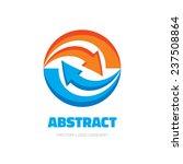 investment   business logo... | Shutterstock .eps vector #237508864