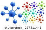 illustration of abstract... | Shutterstock .eps vector #237511441