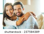 enjoying every minute together. ... | Shutterstock . vector #237584389