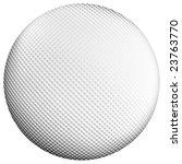 golf ball close up against... | Shutterstock . vector #23763770