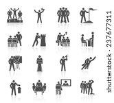leadership global organization... | Shutterstock . vector #237677311