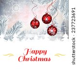 composite image of christmas... | Shutterstock . vector #237723691