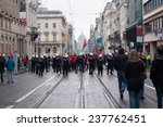 brussels   december 15 ... | Shutterstock . vector #237762451