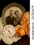 Old Wedding Photograph  Weddin...