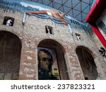 figueres  spain   september 8 ... | Shutterstock . vector #237823321