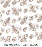nut pine | Shutterstock .eps vector #237846205