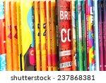 toronto  canada   november 02 ... | Shutterstock . vector #237868381