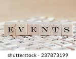 events word background on wood... | Shutterstock . vector #237873199