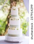 wedding cake | Shutterstock . vector #237914299