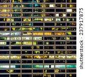 119 Windows On An Office...