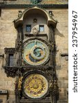 Old Town Hall Tower. Prague...