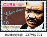 cuba   circa 1986  a stamp... | Shutterstock . vector #237983701