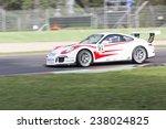 Постер, плакат: A Porsche 911 Gt3