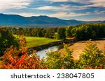 View Of The Saco River In...