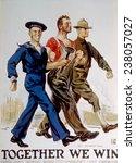 World War I American Poster...
