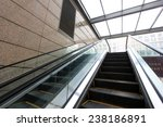 glass automatic elevator ... | Shutterstock . vector #238186891