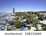 Cobscar Lead Mine Chimney In...