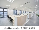 modern office interior  | Shutterstock . vector #238217509