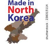 korea | Shutterstock .eps vector #238315114