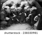 sailors playing a dice game on... | Shutterstock . vector #238330981